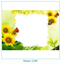 flower Photo frame 1248