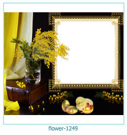 flower Photo frame 1249