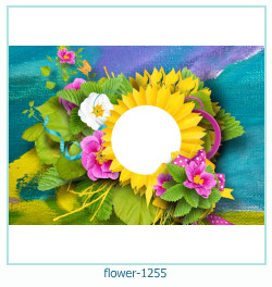 flower Photo frame 1255