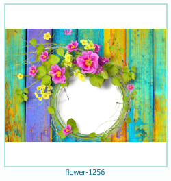 flower Photo frame 1256
