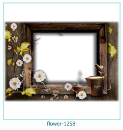 flower Photo frame 1258