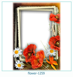 flower Photo frame 1259