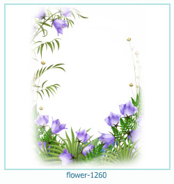 flower Photo frame 1260