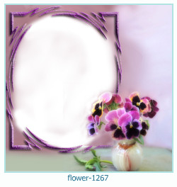 flower Photo frame 1267