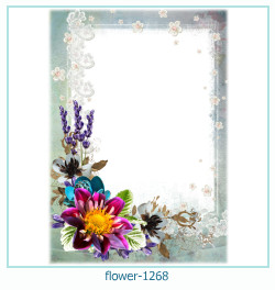 flower Photo frame 1268