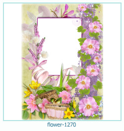 flower Photo frame 1270