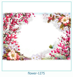 flower Photo frame 1275