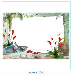 flower Photo frame 1276
