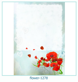 flower Photo frame 1278