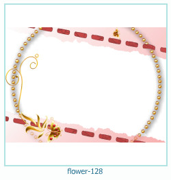 flower Photo frame 128