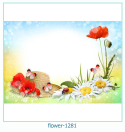 flower Photo frame 1281