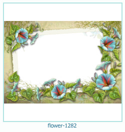 flower Photo frame 1282