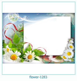 flower Photo frame 1283