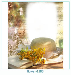 flower Photo frame 1285
