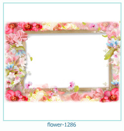 flower Photo frame 1286