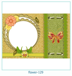 flower Photo frame 129