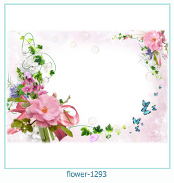 flower Photo frame 1293