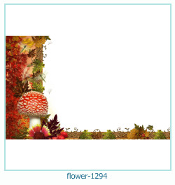 flower Photo frame 1294