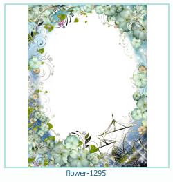 flower Photo frame 1295
