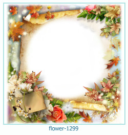 flower Photo frame 1299