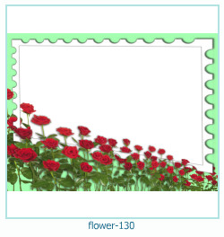 flower Photo frame 130