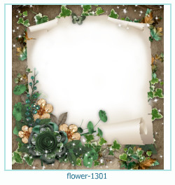 flower Photo frame 1301