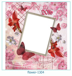 flower Photo frame 1304