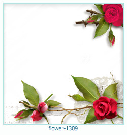 flower Photo frame 1309