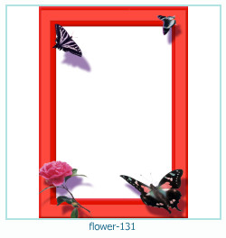 flower Photo frame 131