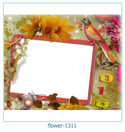 flower Photo frame 1311