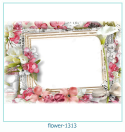 flower Photo frame 1313