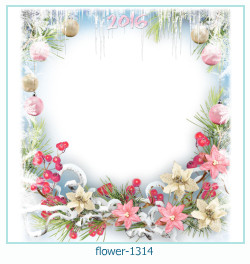 flower Photo frame 1314