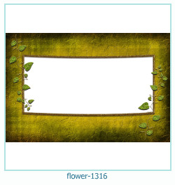 flower Photo frame 1316