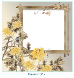 flower Photo frame 1317