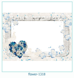flower Photo frame 1318