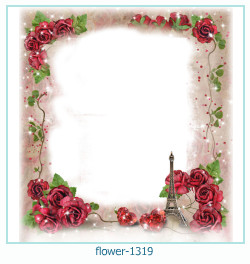 flower Photo frame 1319