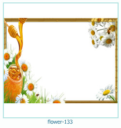 flower Photo frame 133
