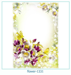 flower Photo frame 1331