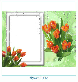 flower Photo frame 1332