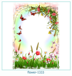 flower Photo frame 1333