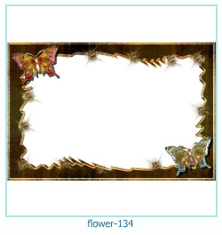 flower Photo frame 134