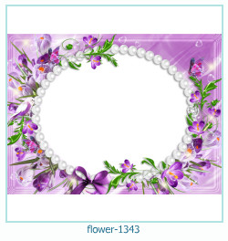 flower Photo frame 1343