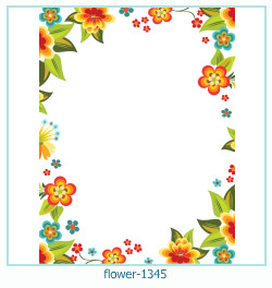 flower Photo frame 1345