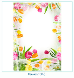 flower Photo frame 1346