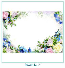 flower Photo frame 1347