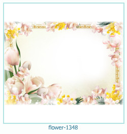 flower Photo frame 1348