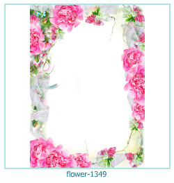 flower Photo frame 1349