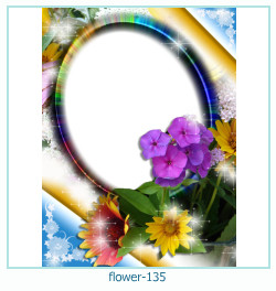 flower Photo frame 135