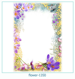 flower Photo frame 1350