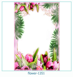 flower Photo frame 1351